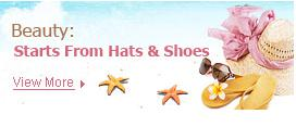 Women Hats & Shoes